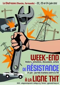 Plakat Aktionstage